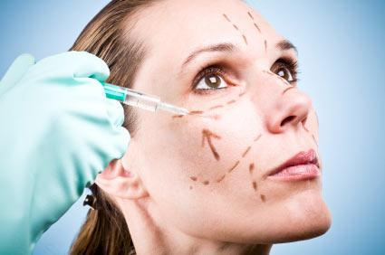 颧骨高也能打瘦脸针,打点玻尿酸就行